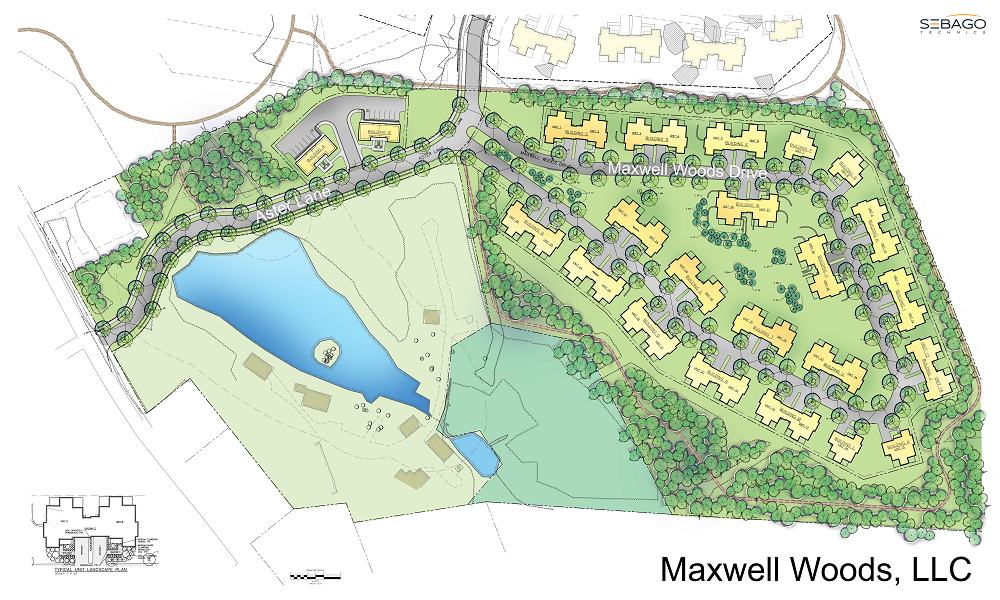 Maxwell Woods Luxury Condos Maine